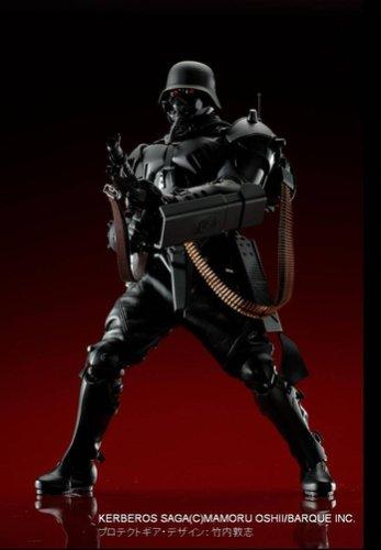 ケルベロス・サーガ プロテクトギア:小白丸忠一 首都警特機隊突入隊員〔92式特殊装甲服〕