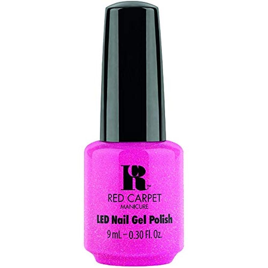 表向きロースト指紋Red Carpet Manicure - LED Nail Gel Polish - A-Muse Me - 0.3oz / 9ml