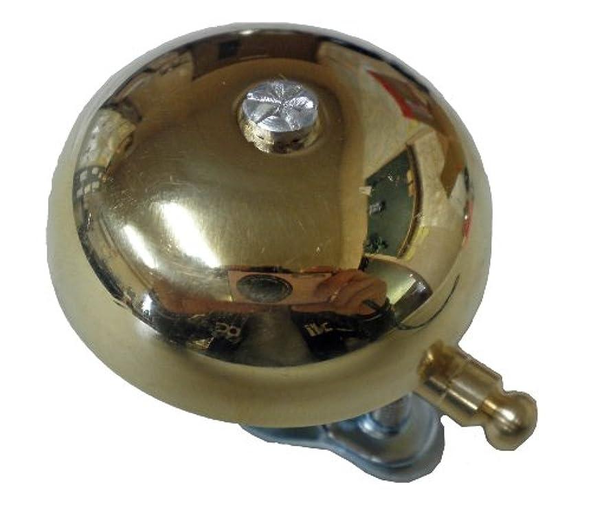 物足りない振幅肺扇工業 SOUND RUNNER スプリングベル GSP/真鍮 ゴールド Y-4508