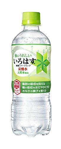 コカ・コーラ い・ろ・は・す 天然水 無糖 スパークリング 炭...