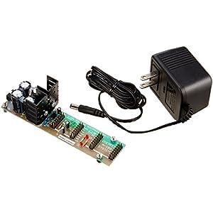 Doepfer 電源基板 A-100MB Mini NT Bus + AC Adaptor 4モジュール取付可能