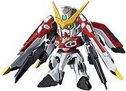 SD Gundam Cross Silhouette Phoenix Gundam Color Coded Plastic Model