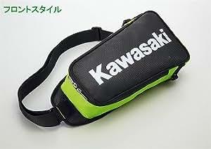 KAWASAKI (カワサキ純正アクセサリー) カワサキボディバック J89110074