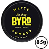 BYRD (バード) ヘアーワックス・ポマード POMADE - MATTE The Dirty 85g
