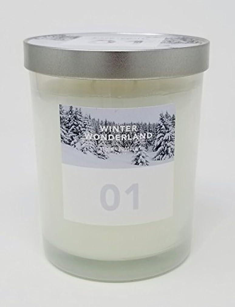 ソフトウェア勇気のある受信機Bloom & Prosper no 1 Scented Candle – Winter Wonderland – 14.535 Oz