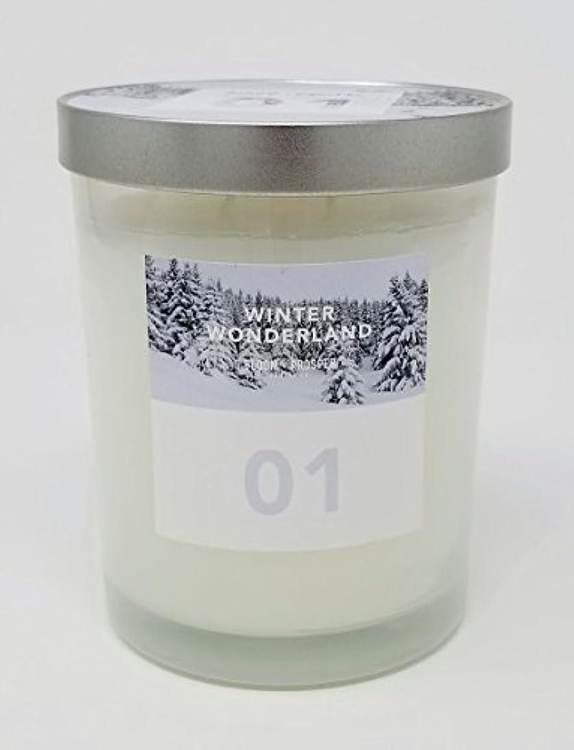 ガチョウ機械的怒ってBloom & Prosper no 1 Scented Candle – Winter Wonderland – 14.535 Oz