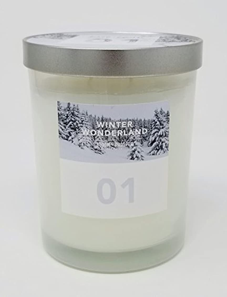 ステートメントネイティブ緩めるBloom & Prosper no 1 Scented Candle – Winter Wonderland – 14.535 Oz