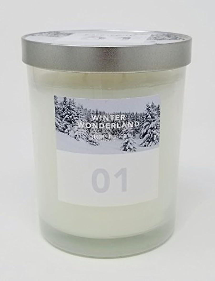 正当化するその間神Bloom & Prosper no 1 Scented Candle – Winter Wonderland – 14.535 Oz