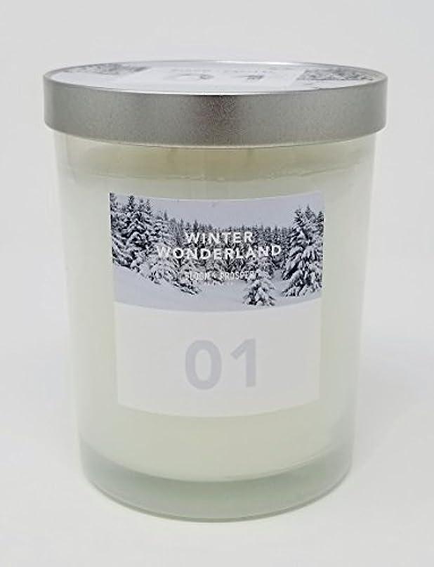 マンハッタン矢印適用済みBloom & Prosper no 1 Scented Candle – Winter Wonderland – 14.535 Oz