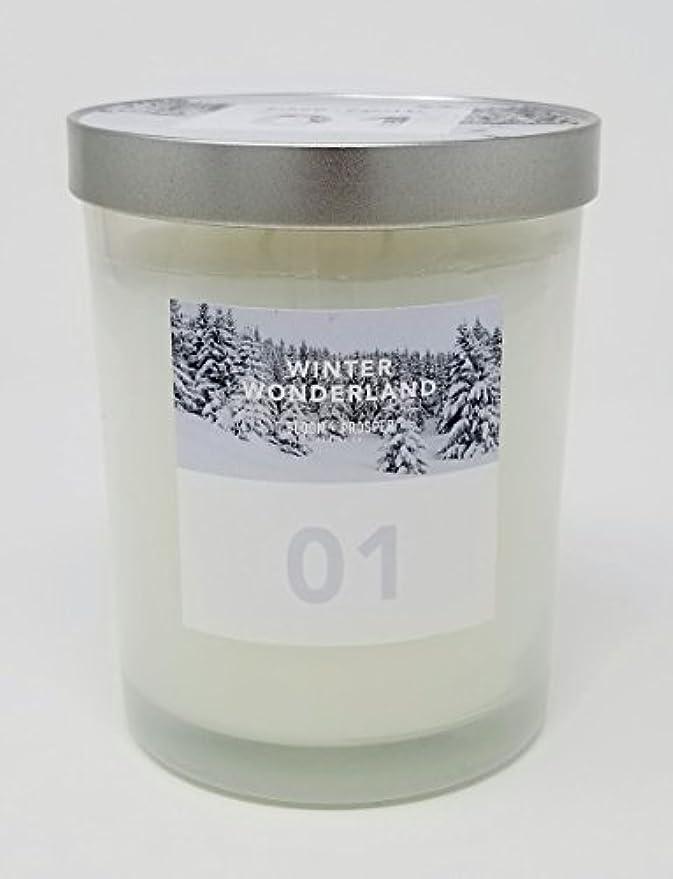 同様に状Bloom & Prosper no 1 Scented Candle – Winter Wonderland – 14.535 Oz