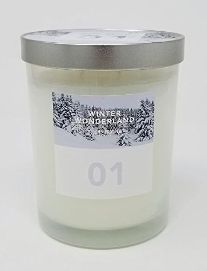 正直パケットグローBloom & Prosper no 1 Scented Candle – Winter Wonderland – 14.535 Oz