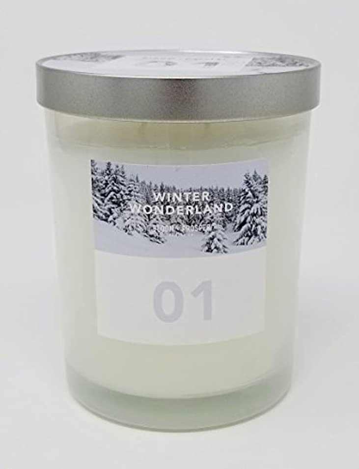 Bloom & Prosper no 1 Scented Candle – Winter Wonderland – 14.535 Oz
