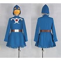HALLE SHOP---風の谷のナウシカ コスプレ衣装 コスチューム ハロウィン、クリスマス、イベント、お祭り仮装など (オーダーメイド)
