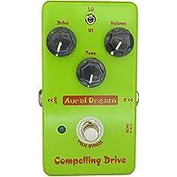Aural Dream Compelling Drive 高利得ブルース激励に過ギター効果器で本当にバイパスモード