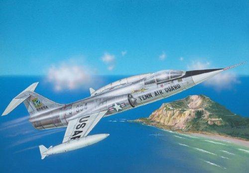 イタレリ 1234 1/72 F-104 A スターファイター