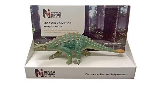 ★ ポケットボンド [29106] (1/40)英国自然史博物館 アンキロサウルス 21cm