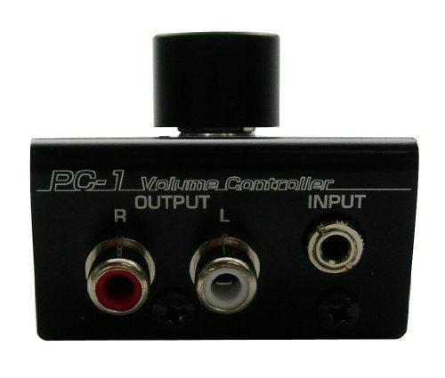 FOSTEX ボリューム・コントローラー PC-1e(B) ブラック