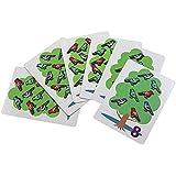 新しいエキゾチックなおもちゃ魔法のおもちゃ鳥カード(一代)