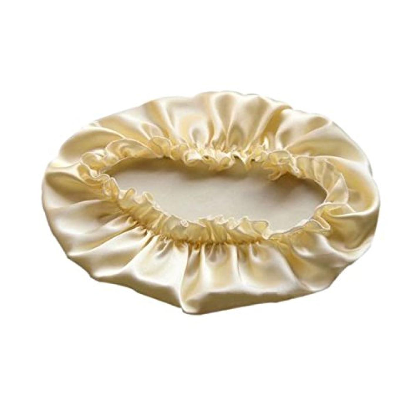 クラシック熱意換気アンミダ(ANMIDA)シルク100%ナイトキャップ  天然シルク ナイトキャップ ヘアーキャップ メンズ レディース 美髪 就寝用帽子 室内帽子 通気性抜群