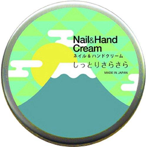 ネイル&ハンドクリーム しっとりさらさら 富士山 50g
