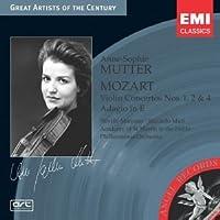 Violin Concertos No 1 2 & 4