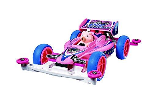 タミヤ レーサーミニ四駆シリーズ No.89 ミニ四駆 ピッグ スーパー2シャーシ 18089