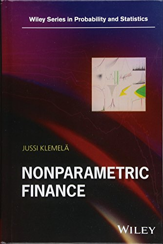 Download Nonparametric Finance (Wiley Series in Probability and Statistics) 1119409101