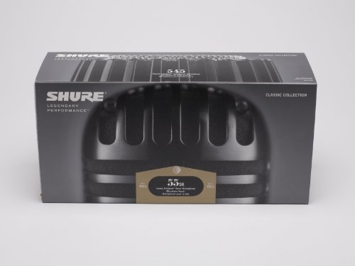 SHURE ダイナミックマイク 55SH SERIES II-X 国内正規品