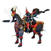コトブキヤ スーパーロボット大戦 ORIGINAL GENERATIONS 武神装攻ダイゼンガー 逸騎刀閃 ノンスケールプラスチックキット