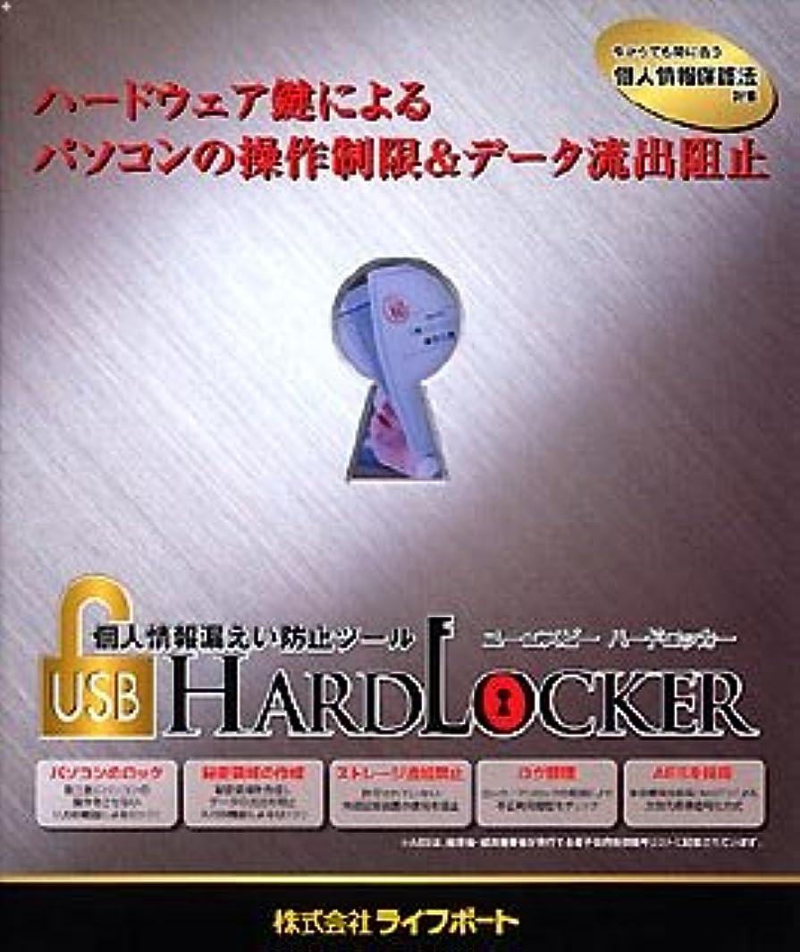 香ばしいケープ魔術USB HardLocker