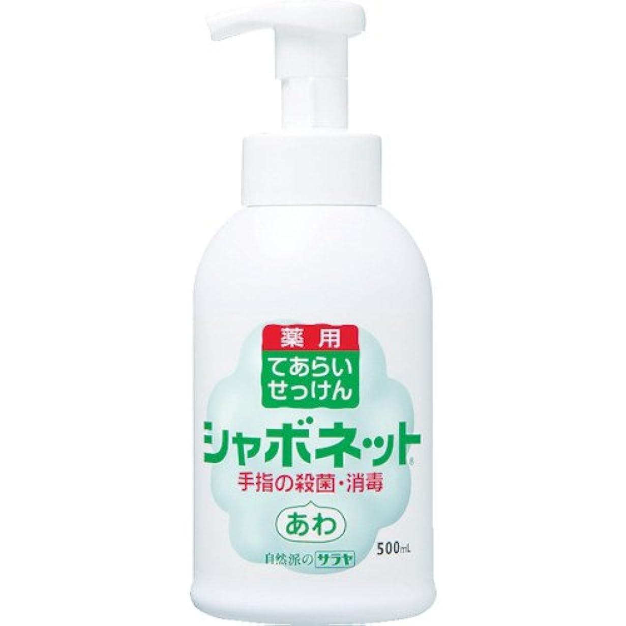 部族窓を洗う液体シャボネットP5本体 500