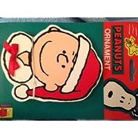 Charlieブラウン木製クリスマスオーナメント5