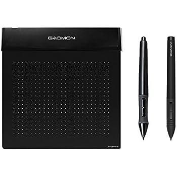 GAOMON 6 x 5インチOSU用ソフトグラフィックスぺんタブレットサインボード S56K (S56K AP20)