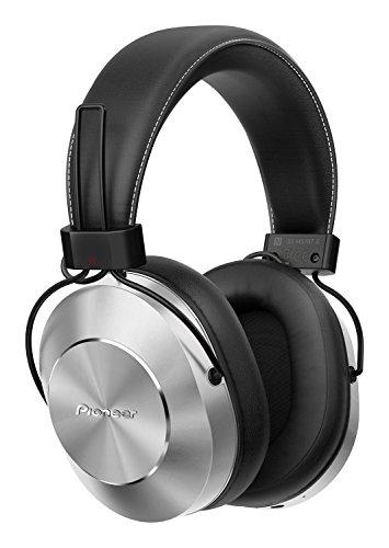 パイオニア Pioneer SE-MS7BT Bluetoothヘッドホン 密閉型/ハイレゾ対応(コード接続時) シルバー SE-MS7BT-S  国内正規品