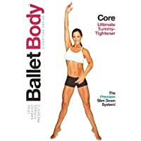 Ballet Body Signature Series Core Body Workout by Leah Sarago
