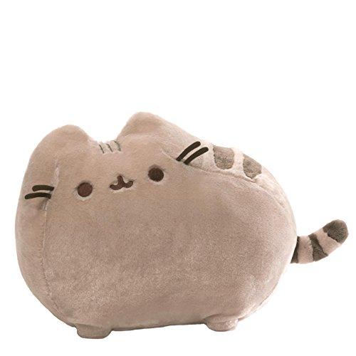"GUND Pusheen the Cat プシーン キャット 19"" L Plush large #4053794"