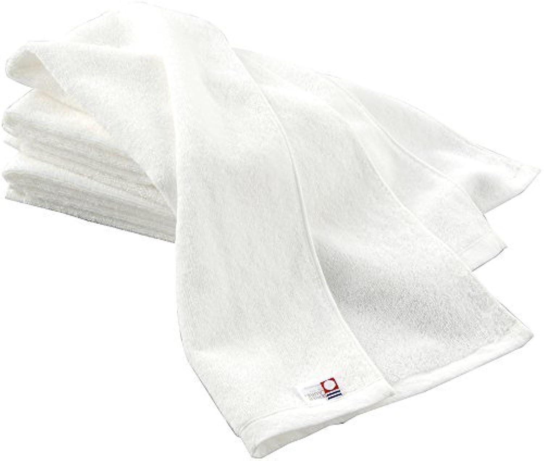 パルマート 今治タオル フェイスタオル ホワイト 32×84cm 今治 ブランド タオル 高級 高品質 吸水性抜群