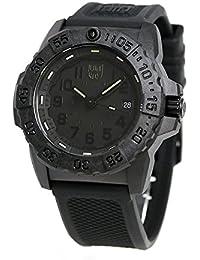 LUMINOX ルミノックス 腕時計 NAVY SEAL 3500SERIES (ネイビーシール 3500シリーズ) ブラックアウト 3501.BO [並行輸入品]