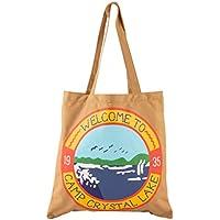 Friday The 13th Camp Crystal Lake Tote Bag