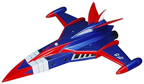 BIG SCALE 科学忍者隊ガッチャマン ゴッドフェニックス (G-5号) 全長約400mm レジン製 塗装済み完成品