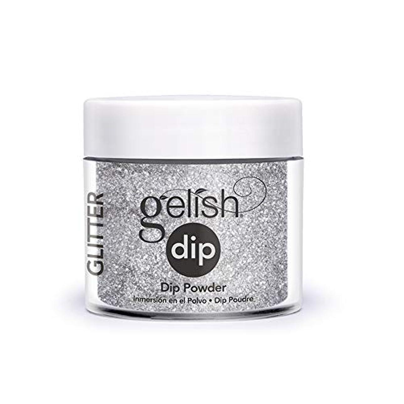 やりすぎ避難獣Harmony Gelish - Acrylic Dip Powder - Time to Shine - 23g / 0.8oz