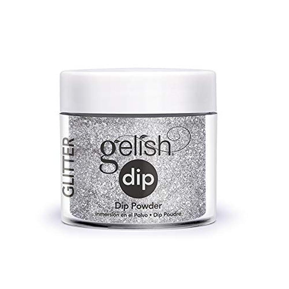 侵略実験室中間Harmony Gelish - Acrylic Dip Powder - Time to Shine - 23g / 0.8oz