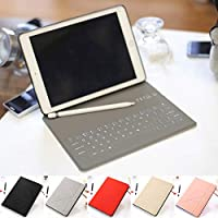 横置き 縦置き HuaWei MediaPad M5 8.4 キーボード ケース 薄型 Bluetoothキーボード 保護カバー 一体型 HUAWEI キーボード付き カバー タブレット ファーウェイ M5 8.4 キーボードケース (HUAWEI MediaPad M5 8.4, 金)