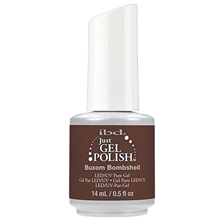 狐到着崇拝するibd Just Gel Nail Polish - 2017 Nude Collection - Buxom Bombshell - 14ml / 0.5oz