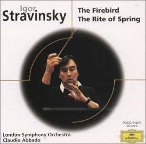 ストラヴィンスキー : バレエ組曲「火の鳥」 (1919年版)