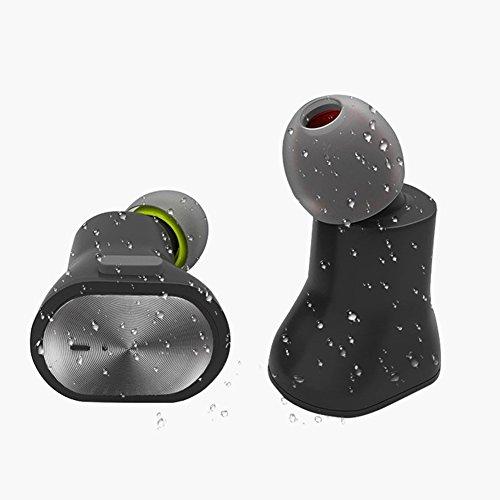 YDCX 完全 ワイヤレス 両耳 Bluetooth イヤホン 片耳 通話 ...