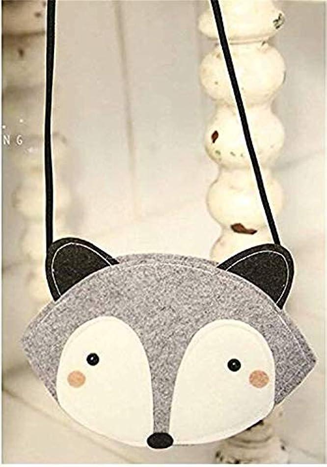 招待洗練揺れる七里の香 フォックス 赤ちゃんの財布 手作り キッズ日常着 不織布 小さい ショルダーバッグ