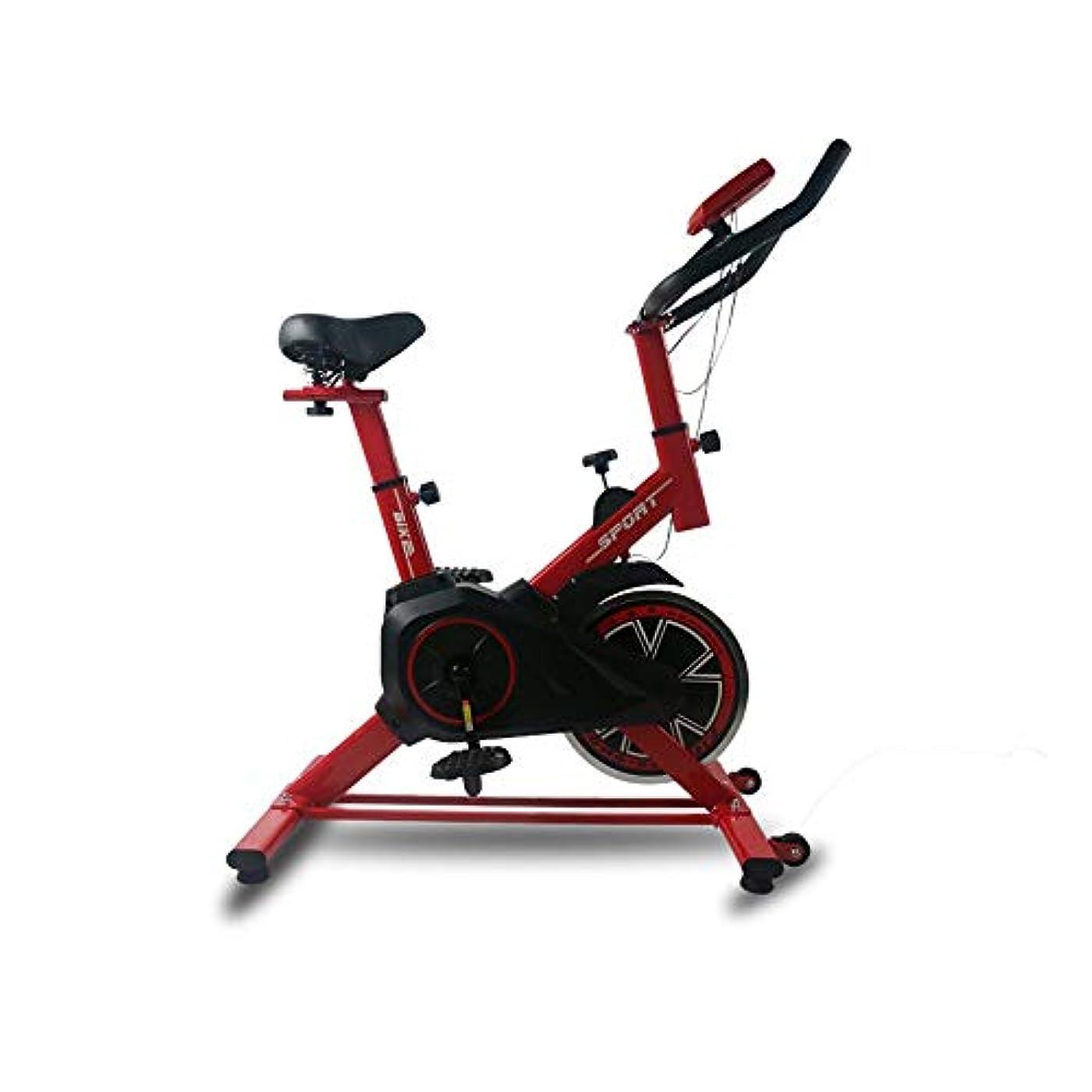 イブニングブレイズ劣る室内エアロバイク 訓練コンピュータおよび楕円形の十字のトレーナーのエアロバイクが付いている屋内高度の自転車のトレーナー 調節可能なハンドルバー&シート