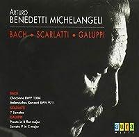 Bach/Scarlatti/Galuppi: Piano