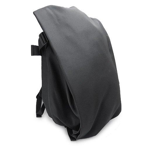 (コート&シエル) COTE&CIEL リュック 27700 BLACK Lサイズ COTE&CIEL バックパック ISAR/イザール RUCKSACK FOR 15to17 LAPTOPS エコヤーン ブラック 並行輸入品